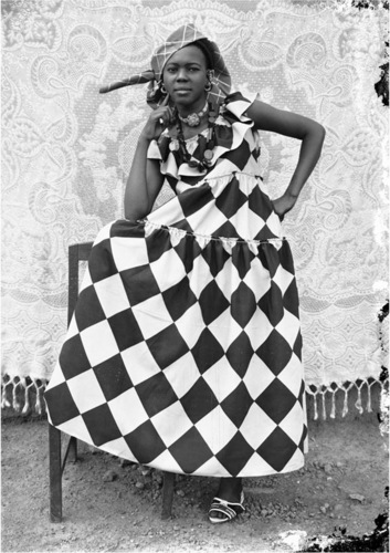 """Untitled #110"" by Seydou Keïta"