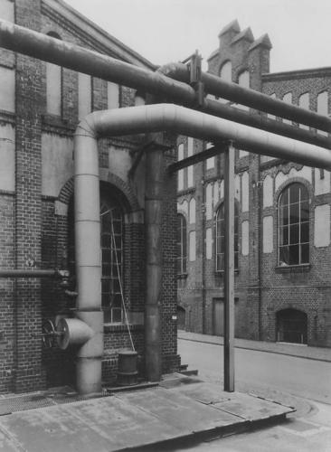 """Walls and Conduits"" by Bernd and Hilla Becher"